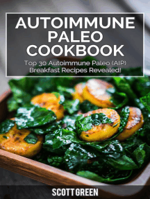 Autoimmune Paleo Cookbook: Top 30 Autoimmune Paleo (AIP) Breakfast Recipes Revealed! (The Blokehead Success Series)
