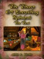 The Theory of Everything Rubaiyat