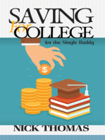 Saving For College For The Single Daddy