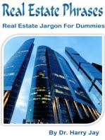 Real Estate Phrases