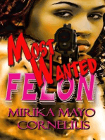 Most Wanted Felon