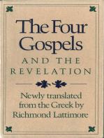 The Four Gospels and the Revelation