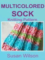 Multicolored Sock