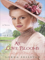 As Love Blooms (The Gregory Sisters Book #3)