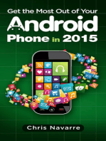 Get the Most Out of your Android Phone in 2015