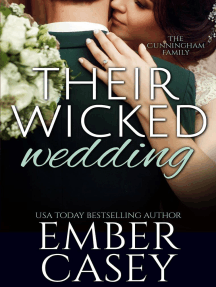 Their Wicked Wedding (The Cunningham Family #5): The Cunningham Family, #5