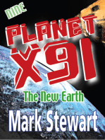 Planet X91 The New Earth