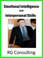 Emotional Intelligence & Interpersonal Skills
