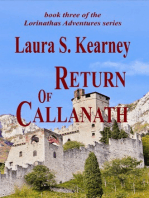 Return of Callanath