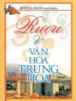 Rượu và văn hóa Trung Hoa