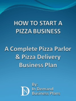 How To Start A Pizza Business