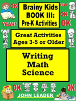 Brainy Kids Book III