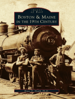 Boston & Maine in the 19th Century