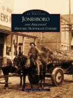 Jonesboro and Arkansas's Historic Northeast Corner