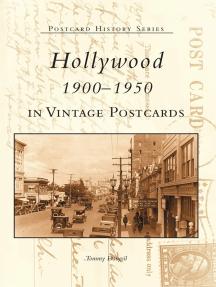 Hollywood 1900-1950 in Vintage Postcards