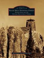 Black Hills National Forest:: Harney Peak and the Historic Fire Lookout Towers