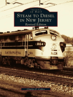 Steam to Diesel in New Jersey