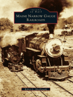 Maine Narrow Gauge Railroads