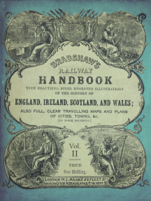 Bradshaw's Railway Handbook Vol 2: Tours in North and South Wales (Plus Western and Southwestern England and parts of Ireland)