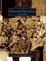 Milwaukee's Bronzeville:
