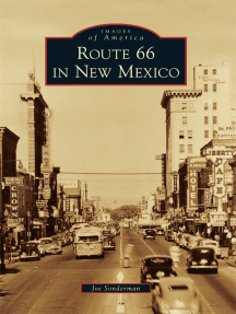 Route 66 in New Mexico