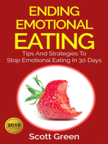 Ending Emotional Eating : Tips And Strategies To Stop Emotional Eating In 30 Days: The Blokehead Success Series