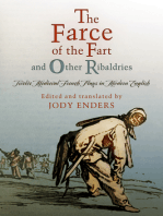 """""""The Farce of the Fart"""" and Other Ribaldries"""
