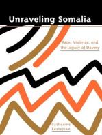 Unraveling Somalia