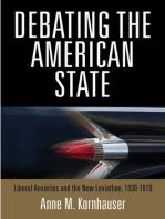 Debating the American State