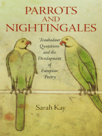 Parrots and Nightingales