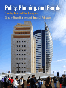 Policy, Planning, and People: Promoting Justice in Urban Development