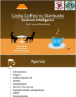 Costa Coffee vs Starbucks Business Intelligence
