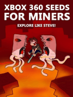 Xbox 360 Seeds for Miners - Explore Like Steve!