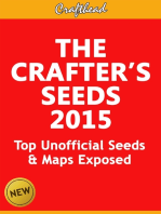 The Crafter's Seeds 2015