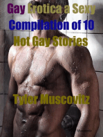 Gay Erotica a Sexy Compilation of 10 Hot Gay Stories