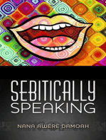 Sebitically Speaking