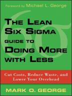 six sigma leadership handbook