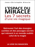 L'espace du miracle
