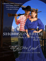 Shotgun Bride (Book Six of the Brides of the West)