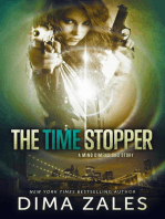 The Time Stopper (A Mind Dimensions Story)