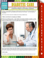 Diabetes Care (Speedy Study Guide)