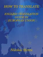 How to Translate