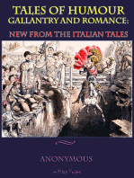 Tales Of Humour, Gallantry and Romance