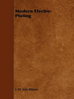 Modern Electro-Plating
