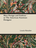 Shoe Design and Fashion - or The American Footware Designer