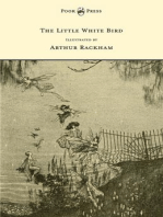 The Little White Bird - Illustrated by Arthur Rackham