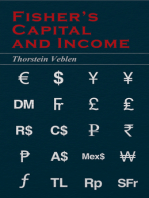 Fisher's Capital and Income (Essential Economics Series