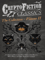 Cryptofiction - A Collection of Fantastical Short Stories of Sea Monsters, Dangerous Insects, and Other Mysterious Creatures