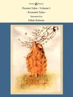 Persian Tales - Volume I - Kermani Tales - Illustrated by Hilda Roberts