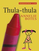 Thula-thula (Afrikaanse uitgawe)